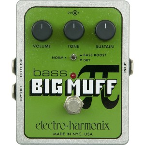 Bass Big Muff Pi