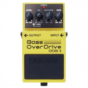 ODB-3 Bass overdrive - Boss